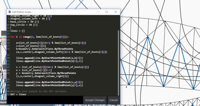Volgograd Arena - Parametric design tutorial with Revit